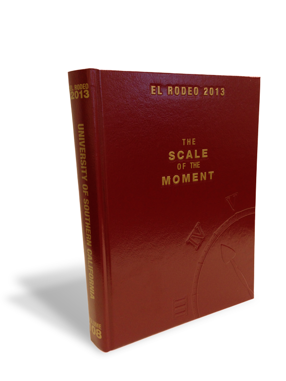 """2013 El Rodeo """"The Scale of the Moment"""""""